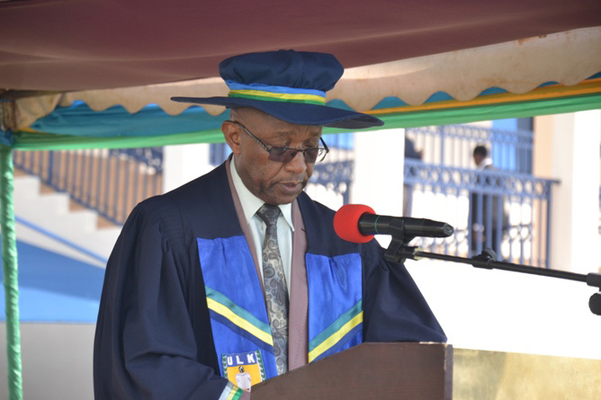 Remarks by ULK Chancellor