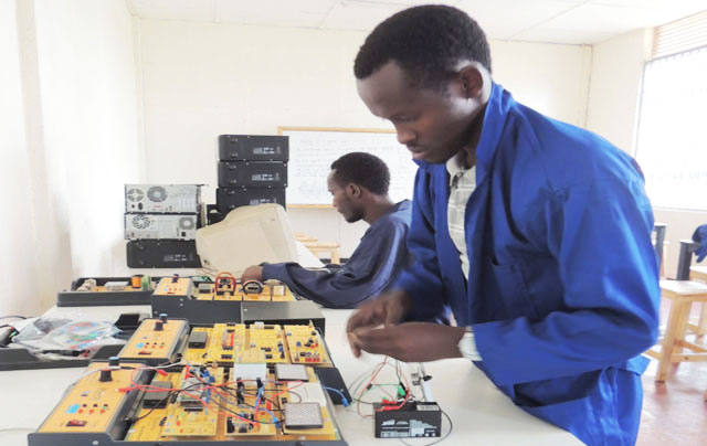ULK Electronics and Telecommunication Engineering