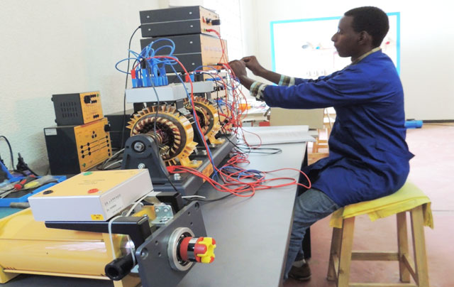 ULK Electrical and Electronics Engineering