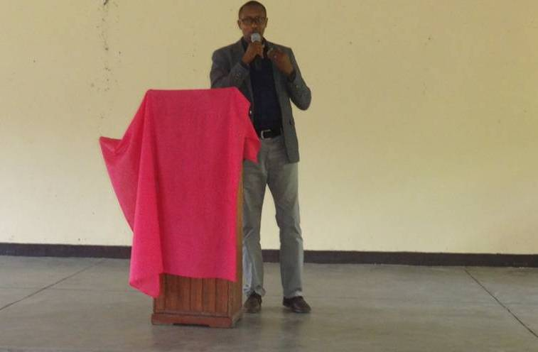 ULK Gisenyi Induction Week Speaker