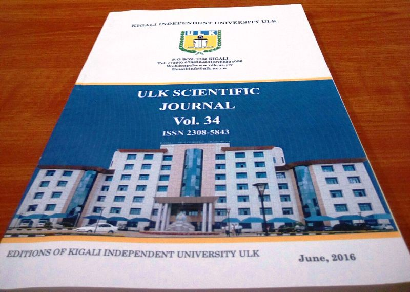 ULK Scientific Review